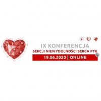 Konferencja Sekcji Niewydolności Serca PTK 2020