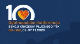 10 Ogólnopolska Konferencja Sekcji Krążenia Płucnego