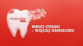 Polska mówi #aaa  Mniej cukru - więcej uśmiechu