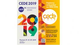 28. Środkowoeuropejska Wystawa Produktów Stomatologicznych CEDE 2019