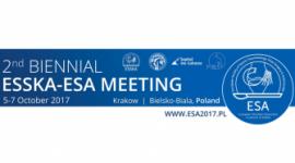2nd Biennial ESA-ESSKA Meeting