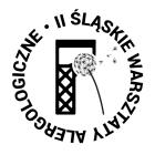 II Śląskie Warsztaty Alergologiczne