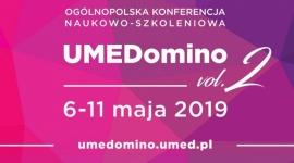 Ogólnopolska Konferencja Naukowo - Szkoleniowa UMEDomino vol. 2
