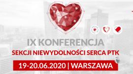 IX Konferencja Sekcji Niewydolności Serca Polskiego Towarzystwa Kardiologicznego