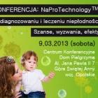Konferencja dot. diagnozowania i leczenia niepłodności