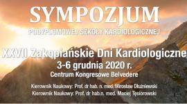 XXVII Zakopiańskie Dni Kardiologiczne