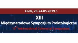 XIII Międzynarodowe Sympozjum Proktologiczne