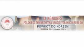 IX Kongres Polskiego Towarzystwa Kardio-Torakochirurgów 2018