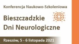 Konferencja Naukowo-Szkoleniowa Bieszczadzkie Dni Neurologiczne