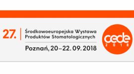 27. Środkowoeuropejska Wystawa Produktów Stomatologicznych CEDE 2018