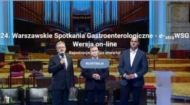 24. Warszawskie Spotkania Gastroenterologiczne - e-xtraWSG