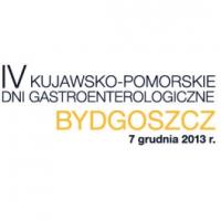 IV Kujawsko-Pomorskie Dni Gastroenterologiczne