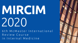 MIRCIM: 6th McMaster International Review Course in Internal Medicine