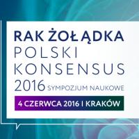 Rak żołądka – polski konsensus 2016