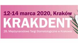 28. Międzynarodowe Targi Stomatologiczne KRAKDENT 2020