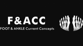 FOOT & ANKLE Current Concepts