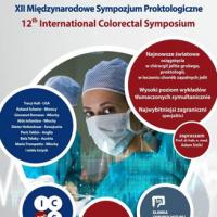 XII Międzynarodowe Sympozjum Proktologiczne 2017