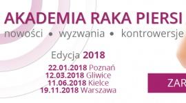 Akademia Raka Piersi 2018 - Warszawa