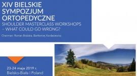 XIV Bielskie Sympozjum Ortopedyczne Shoulder Masterclass Workshop - What could go wrong?