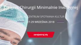 Kongres Chirurgii Minimalnie Inwazyjnej - Sesja Video - Konkurs