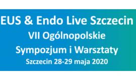 """VII Sympozjum i Warsztaty Endosonograficzno-Endoskopowe """"EUS & Endo live"""""""
