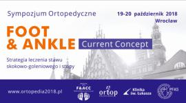 Sympozjum Ortopedyczne Foot&Ankle