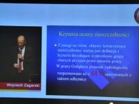 Powikłania po operacyjnym leczeniu raka jelita grubego - prof. Wojciech Zegarski